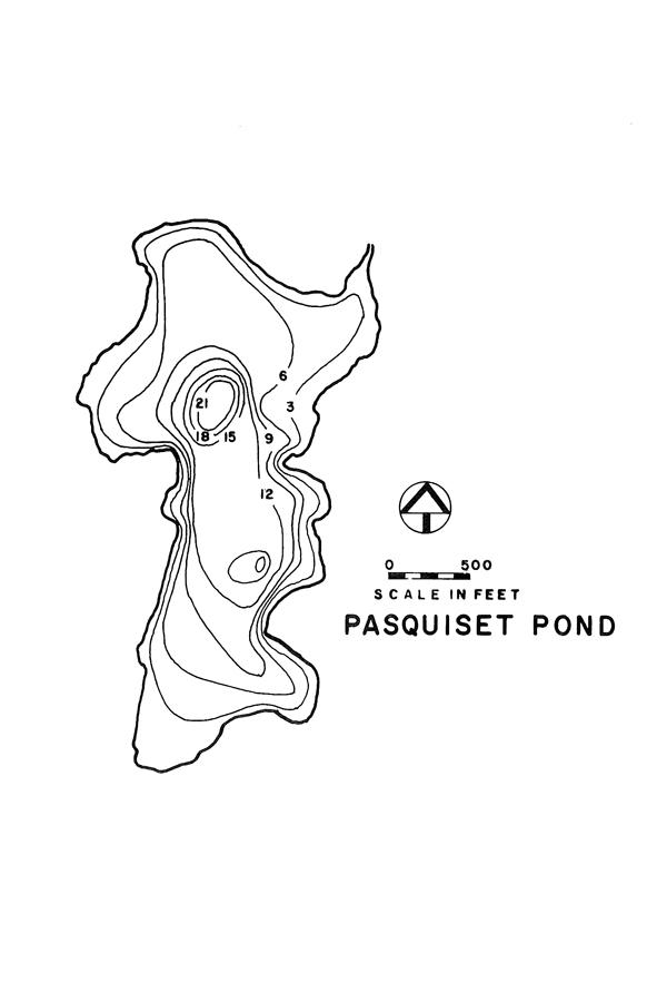 Pasquiset Pond