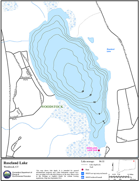 Roseland Lake