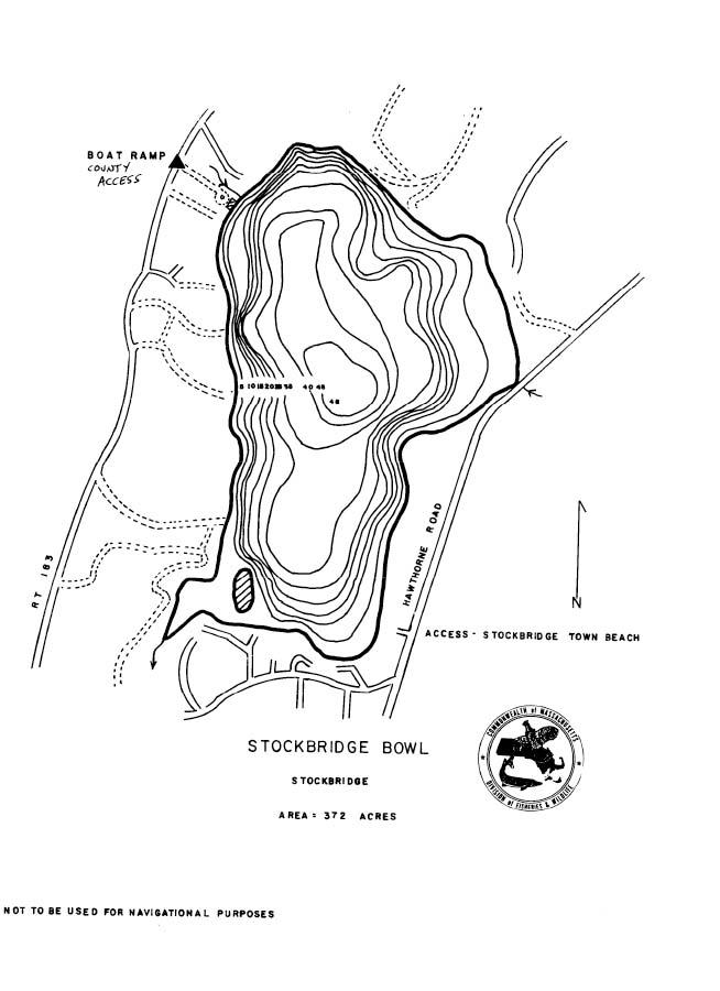 Stockbridge Bowl Map