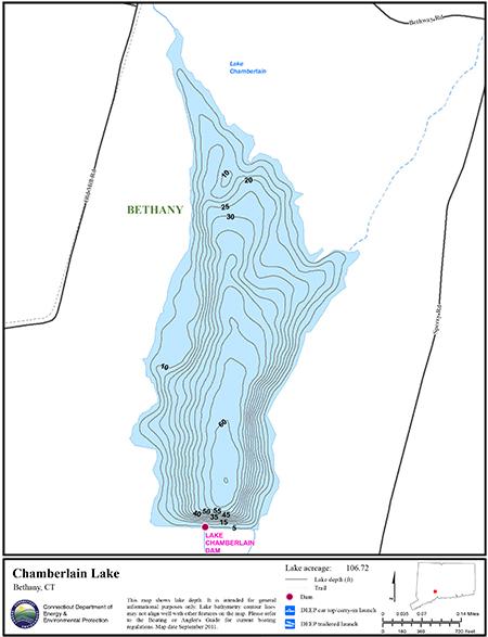 Chamberlain Lake